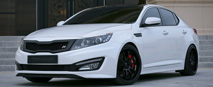 Tuning Kia Optima/K5 10-13