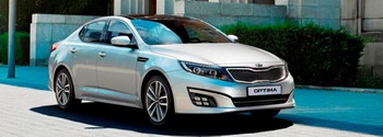 Kia Optima TF FL